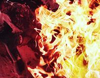 Motion in Album Cover Graphics