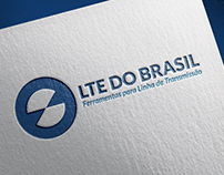 identidade de marca // lte do brasil