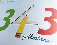 Brand Concept - Publication Company