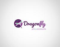 Dragonfly - Logo & Brand Identity
