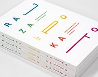 Rajza po Kato guidebook