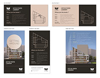 City of Perth Library Collateral Works
