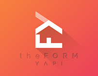the Form Yapı (Construction) Logo & Branding