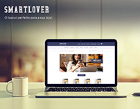 Smartlover / E-commerce Layout Design