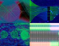 Glitch Noise - VJ Loop Pack (8in1)