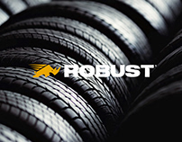 Robust | Logo