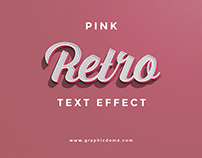 Free Vintage Text Effect