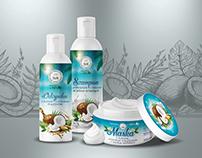IbN zestaw kosmetyków naturalnych