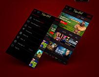 Online Casino Redesign