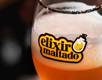Elixir Maltado - Identity Design