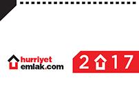 Hürriyet Emlak 2017 Takvimi