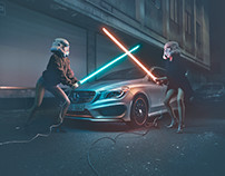 DON´T FOLLOW THE DARK SIDE // MercedesBenz