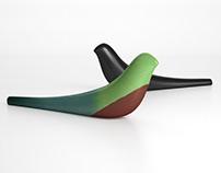 Ligne Roset Pajaros - 3D model
