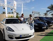 Porsche World Road Show event