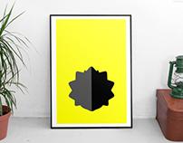 Minimalist Simpsons Posters