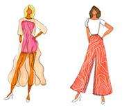 Fashion Illustration Midterm