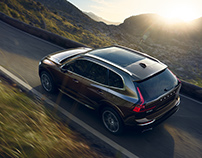 Volvo XC60 by Peter Lindemann