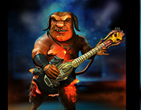 Satan Rockstar