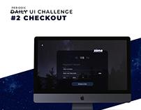 UI Concept - CheckOut