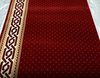 cara penggunaan karpet masjid