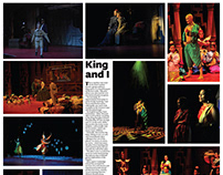 King and I - Theatre photography by Bazil