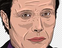 Hannibal Digital Illustration