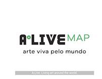 Roteiro: A.Live Map - arte viva pelo mundo