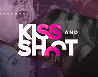 Social Media · Events · Kiss and shoot • logotype