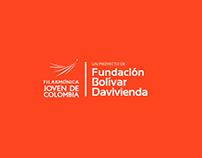 Filarmonica Joven Colombia - Redes Sociales