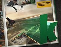 Paradigm K - Comic Book Promo