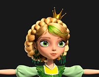 Принцесса Василиса