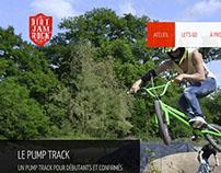 Site événementiel de la Dirt Jam Rock