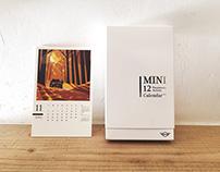 MINI 2017 Original Calendar