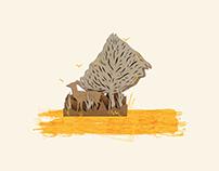 Lusco Fusco | brand illustration
