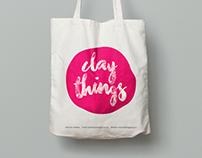 Clay Things Logo