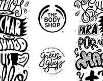 Lettering TBS x Greenglass