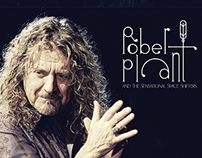 Robert Plant Logo Proposal