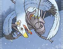 Utahraptor Ceylene Card
