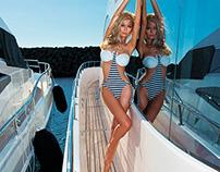 Yacht Oceanco web design