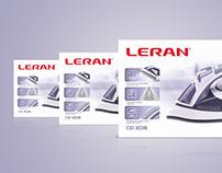Leran — iron package design
