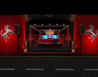 Shell V-Power Event Design