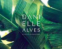 Danielle Alves Studio . Paisagismo | Identidade Visual