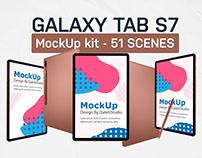 Galaxy Tab S7 Kit