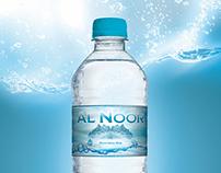 Al Noor Pet 500 ml Su Ambalaj Tasarımı