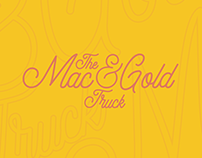 The Mac & Gold Truck - Logo Redesign