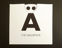 THE DIACRITICS CD cover