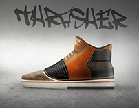 Thrasher Skate shoes