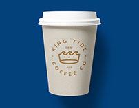King Tide Coffee Co. Brand Identity
