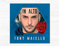 "COVER SINGLE ""IN ALTO"" TONY MAIELLO"