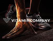 Vitamincompany | Total Rebrand